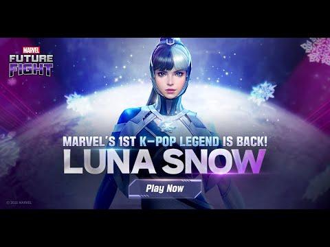 Fly Away – Luna Snow | Marvel Future Fight