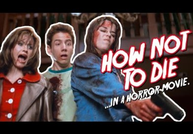 How Not to Die In a Horror Movie