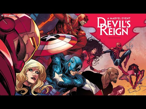 DEVIL'S REIGN Trailer | Marvel Comics