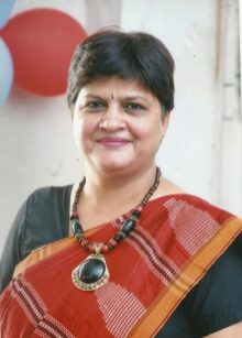 Mrs. Suchita S. Sawant Professor Cum Principal (Medical Surgical Nursing)