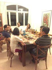 Office dinner