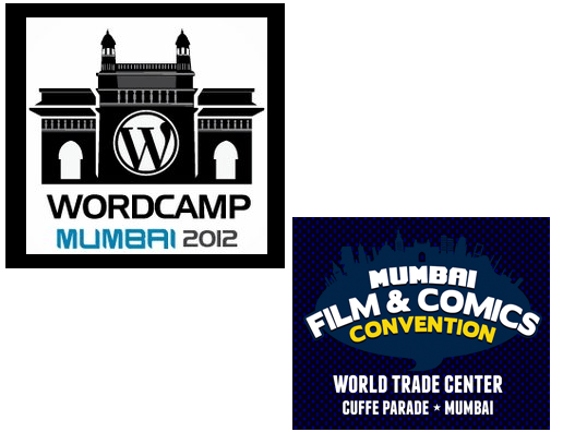 Mumbai - WordCamp Comic Con
