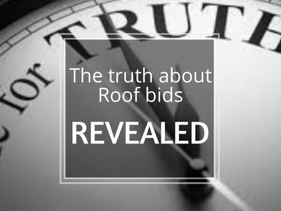 truth about roof bids