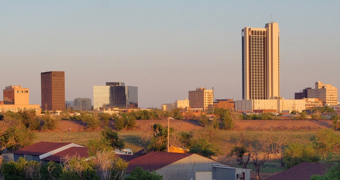 Amarillo Texas Elevation