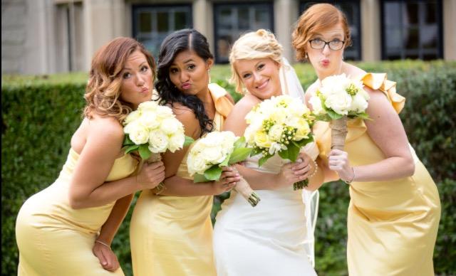 Bridal Party Hair in Oshawa