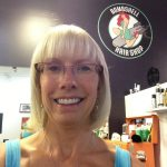 Brazilian Blowout at Bombshell Hair Shop