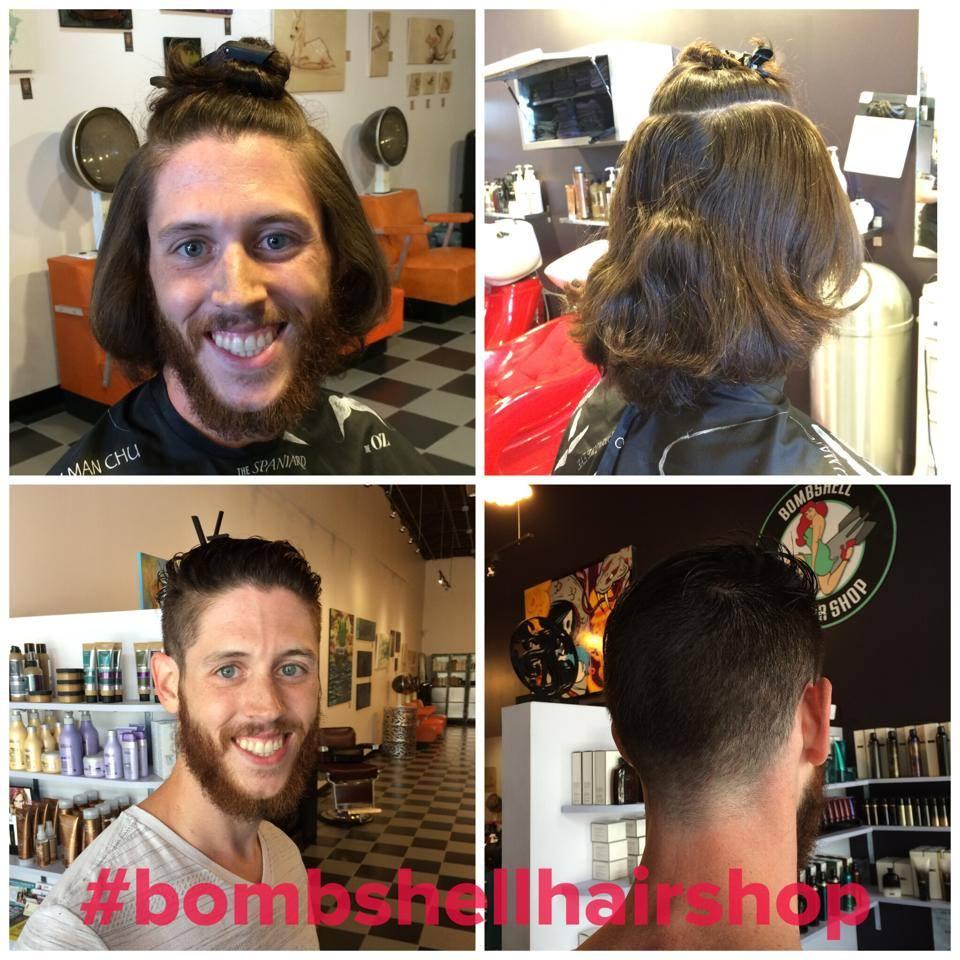 Clean up at Bombshell Hairshop