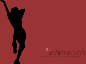 Bombshells.Com Desktop Wallpaper