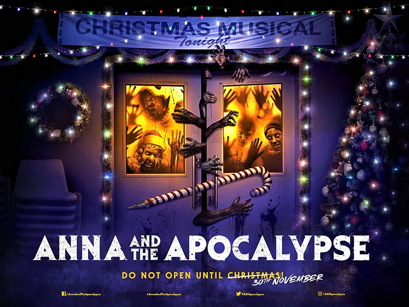 Anna & The Apocalypse Review – Singing, Slaying and the Undead!