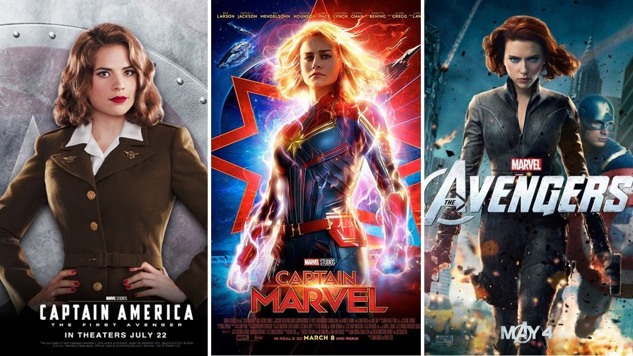 14 Badass Women of the Marvel Cinematic Universe – The Fearless and The Fantastic