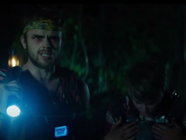 Triggered [Grimmfest Review]: Deadly Games with Douchey Friends