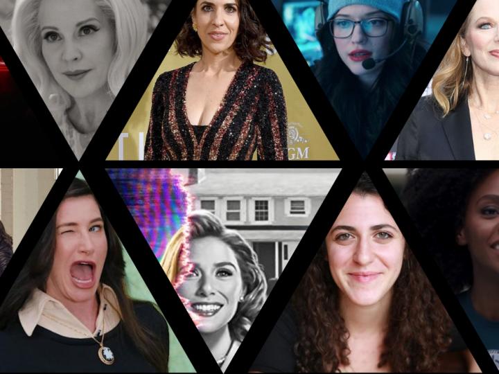 Women of WandaVision [Women's History Month]