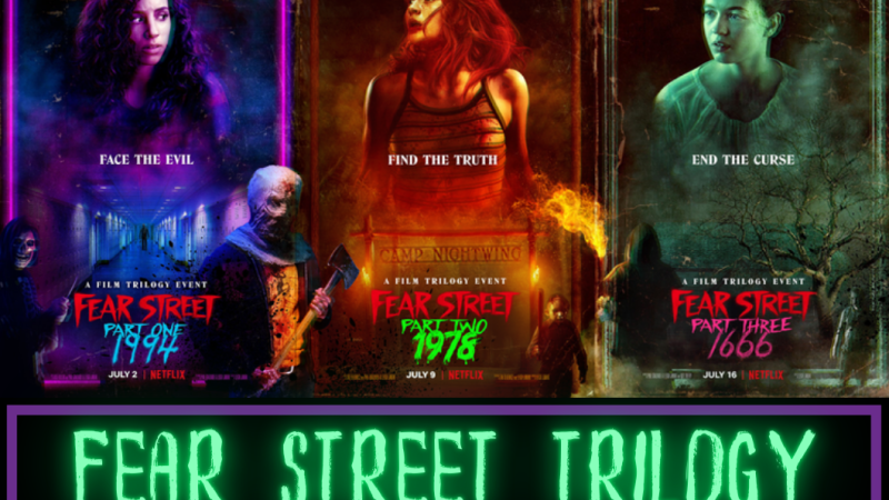 Fear Street Trilogy Review: Gore Through the Ages