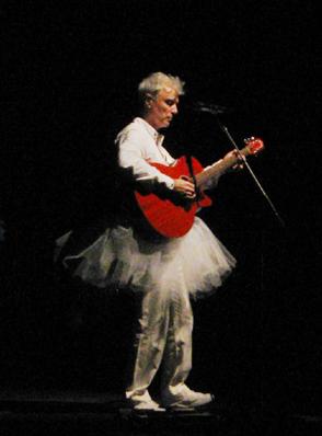 Photo by Tony Orlando via DavidByrne.com
