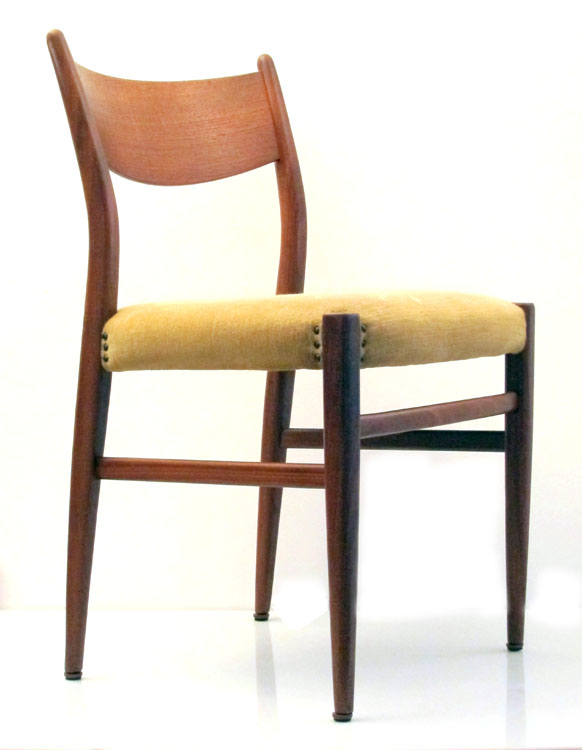 Cees Braakman Pastoe 50s Dining Chairs Vintage Retro Sold