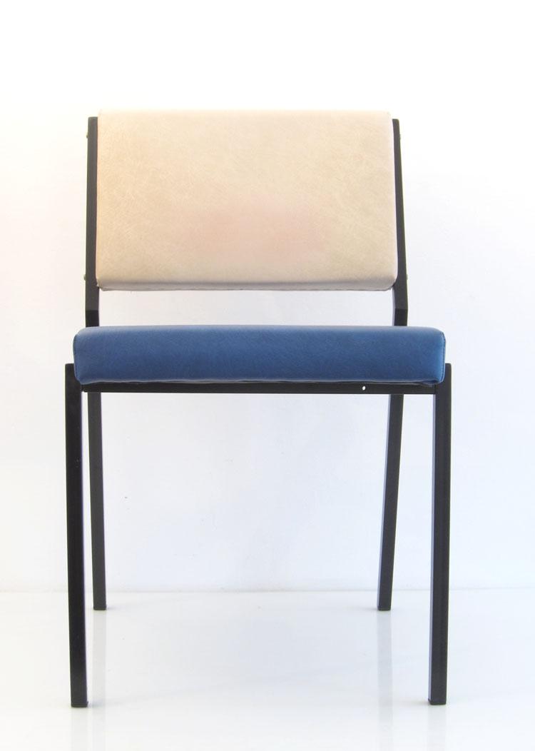 4 Cees Braakman Pastoe Style Retro Chairs