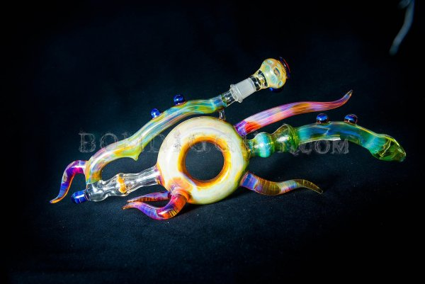 layback donut rig with amber