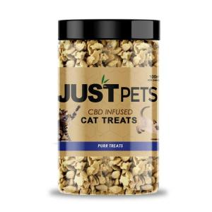 Just CBD purrr treats for cats