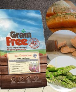 Grain Free senior dog food