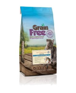 Grain Free Turkey Cat Food