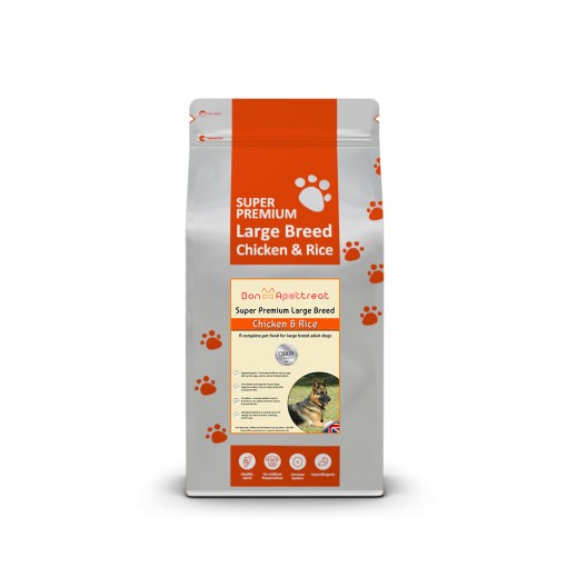 Large Breed Chicken Dog Food