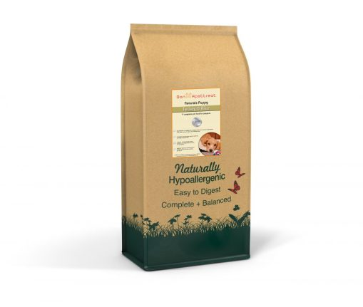 Natural Turkey Puppy Food