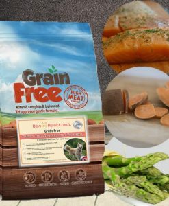 Grain Free Salmon Dog Food