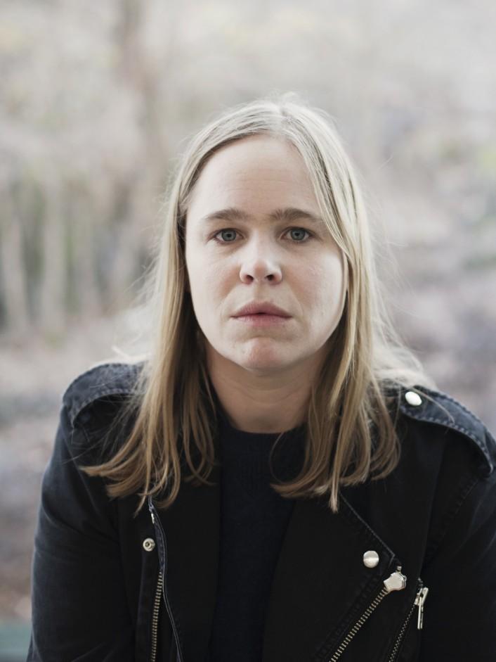 Hanna Lidén. Fotografi Märta Thisner