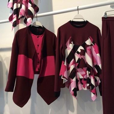 Ida Klamborn A/W 2014. @idaklamborn #aw14 #collection #fashion #pressday