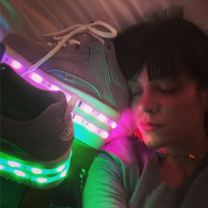 Lily-Allen-trainers