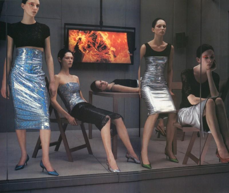 Steven Klein 1999 - Vogue Italia