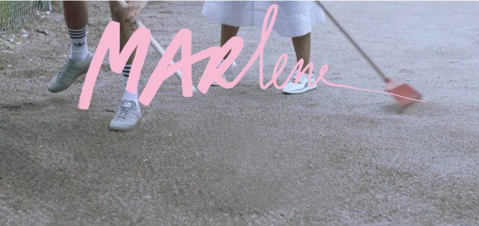 Marlene tennis loggo
