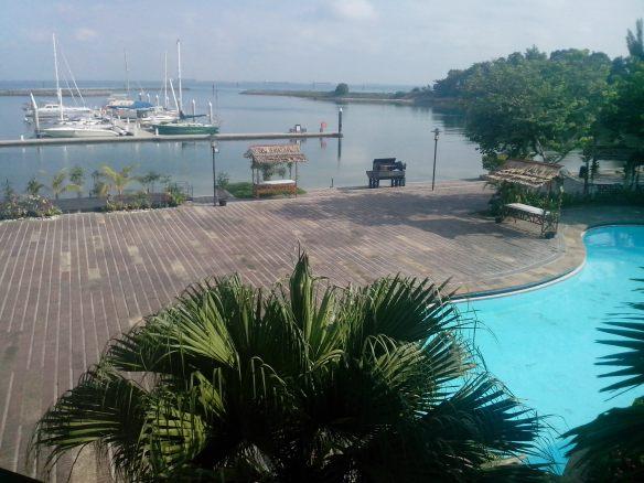 Jejeran Yacht di Nongsa Point Marina Hotel Batam