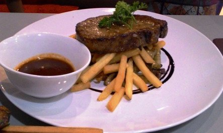 Butcher Steak and Pasta Palembang