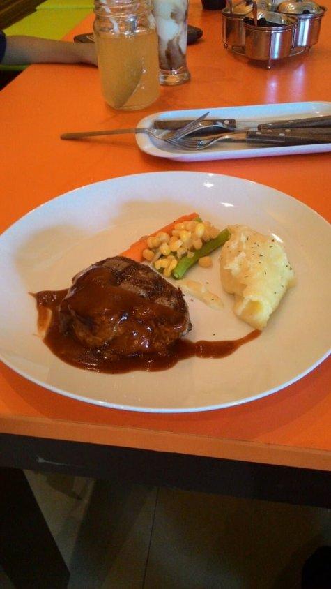 Lala Steak Palembang