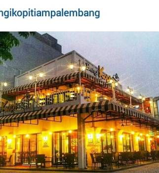 Serendipity di Bangi Kopitiam Palembang