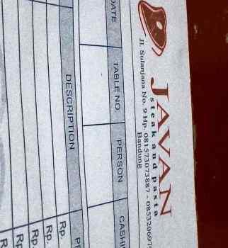 Javan Steak Bandung; Enak dan Kantong Friendly