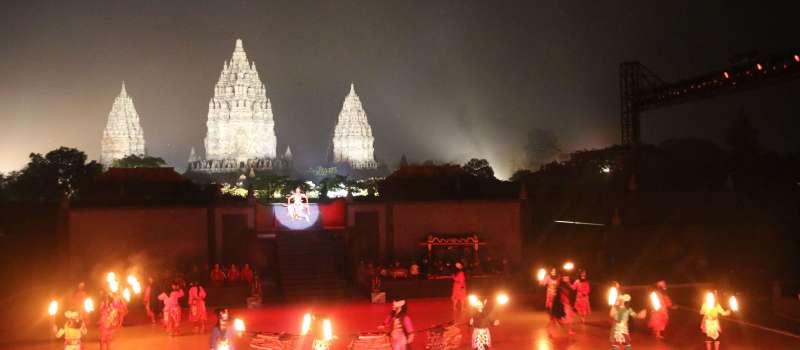 Sendratari Ramayana Prambanan : Indah dan Bikin Bangga!