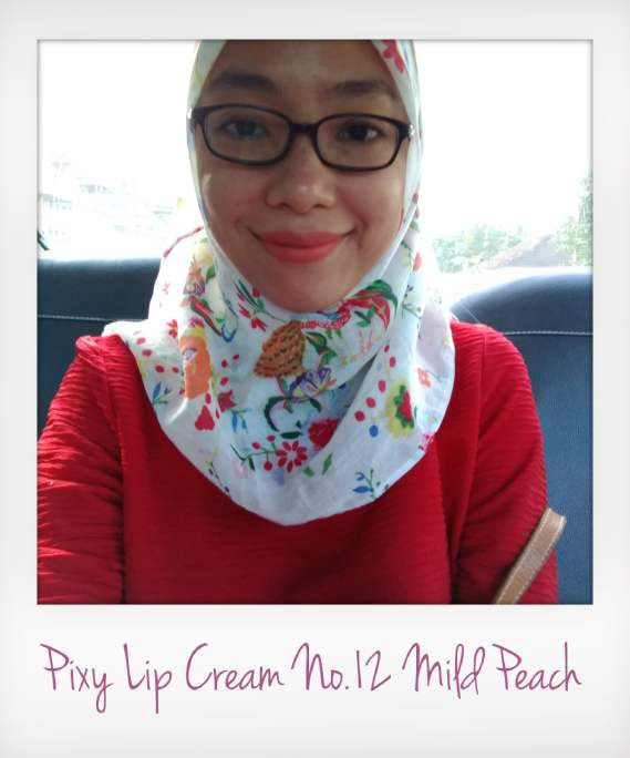 Pixy Lip Cream No.11 Mild Peach