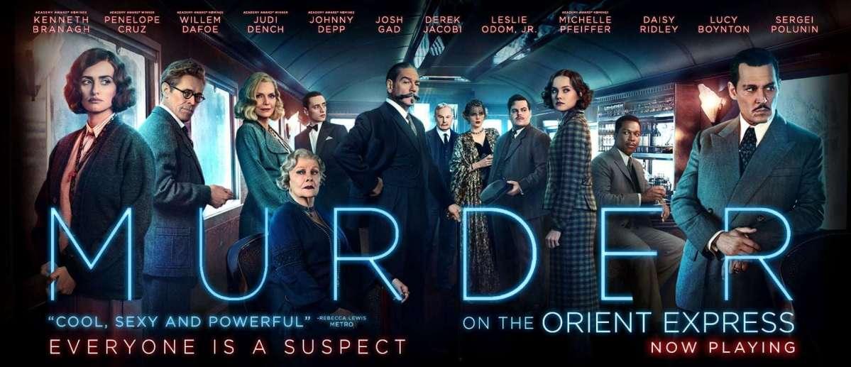 Review Murder On The Orient Express : Rumitnya Mengungkap Pembunuhan di Gerbong Kereta