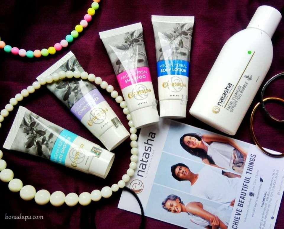 Natasha Argan Herbal Travel Pack