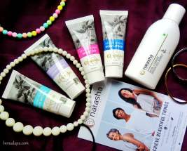 Natasha Argan Herbal Travel Pack dan Facial Cleanser O2 Bubble Inovasi Untuk Kulit yang Lebih Sehat