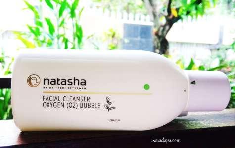 Natasha Facial Cleanser Oxygen (O2) Bubble