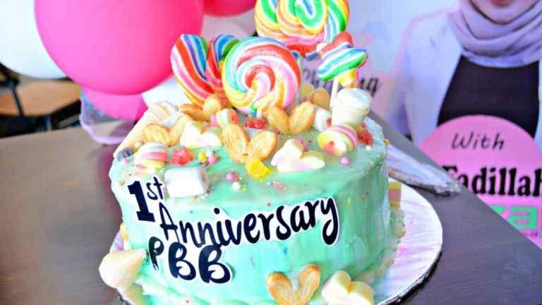 Palembang Beauty Blogger 1st Anniversary, seru!