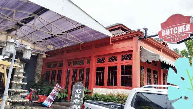 Butcher Steak and Pasta Palembang