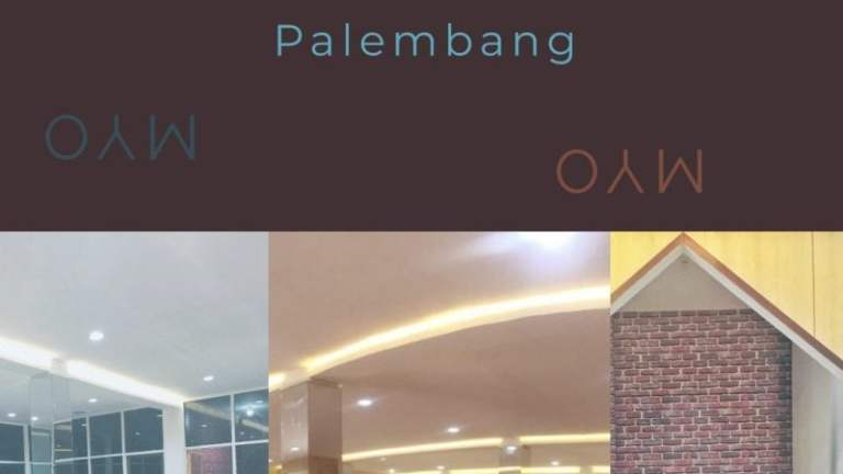 Coworking Space di Palembang : Review My Office Co-working Space