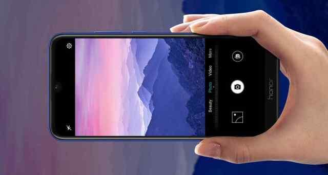 Smartphone murah honor 8A