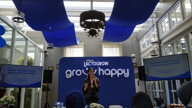Dr.dr.Ariani Dewi Widodo, Sp.A(K) Workshop Nestle Lactogrow