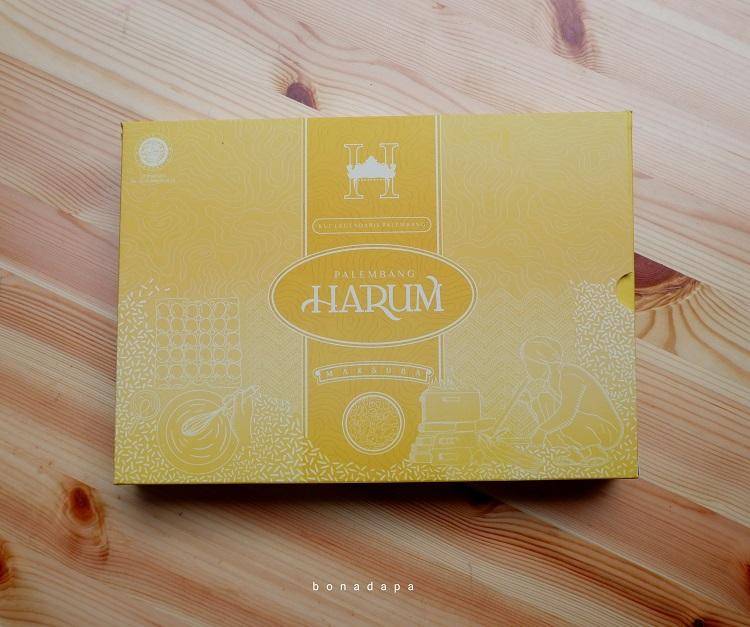 Kue Maksuba Palembang Harum