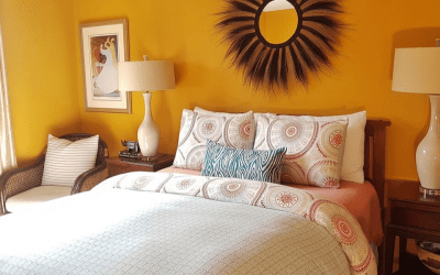 How I Keep My Home Organized – The Master Bedroom